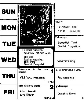 Kitchen Calendar June 1972